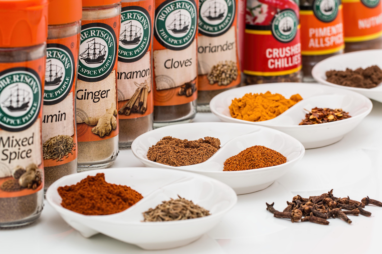sauce marinade paprika